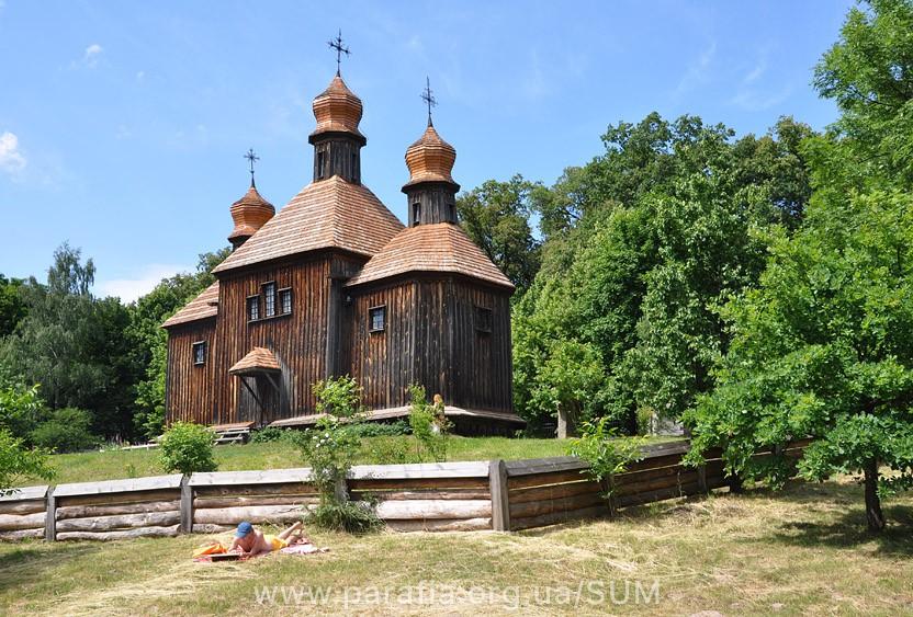 Парафія святого Архистратига Михаїла, Київ, Пирогів