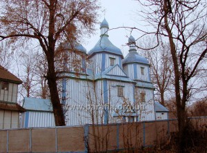 Східноподільська школа. Михайлівська церква, 1739, с. Телелинці, Вінничина