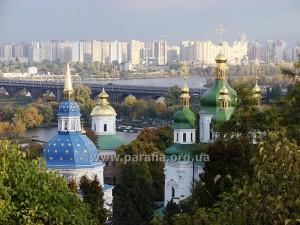 Видубецький монастир, м. Київ