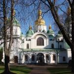 Софійський собор, 1037 - до 1045 рр.,м. Київ