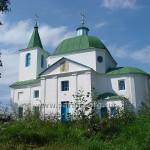 Михайлівська церква, 1831 - 1863 рр., с. Шандра (Київщина)