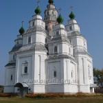 Покровська церква, 1902 - 1906 рр., с. Плішивець (Полтавщина)