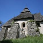 Миколаївська церква, ХІV ст., с. Чесники (Івано-Франківщина)