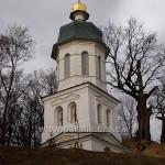 Дзвіниця Іллінської церкви, 1906 р. М. Чернігів