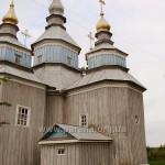 Миколаївська церква з південно-східного боку