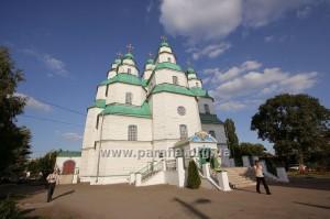 Троїцький собор, 1775 -- 1780, м. Новомосковськ