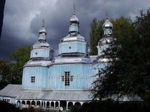 Центральна група. Миколаївська церква, 1746, м. Вінниця