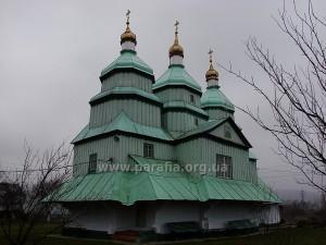 Могилівська група. Церква св. мц. Параскеви, 1775, м. Могилів-Подільський (передмістя Немия)