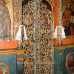 Царські врата, поч. ХVІІІ ст.