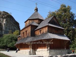 Хрестовоздвиженська церква, 1799, м. Кам'янець-Подільський (передмістя Карвасари), Хмельниччина