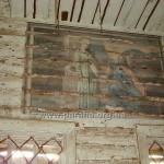 Христос і самарянка. Останній вцілілий розпис храму (північний приділ)