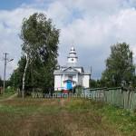 Спасо-Преображенська церква, с. Сухоліси