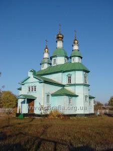 Онуфріївська церква, с. Липовий Скиток