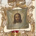 Спас Нерукотворний із святкового ряду іконостасу