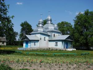 Покровська церква, с. Кожанка