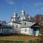 Церква на храмове свято