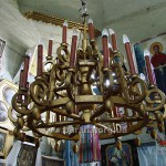 Традиційне дерев'яне панікадило, ХІХ ст.