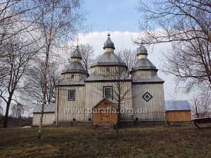 Церква Різдва Пресвятої Богородиці, с. Озадівка