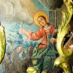 Св ап. і єв. Іоан. Фрагмент Царських врат. Воістину «Бог є Дух»...