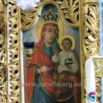 Богородиця з Дитям - ікона намісного ряду