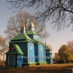 Церква Різдва Пресвятої Богородиці та дзвіниця, с. Жубровичі