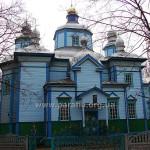 Троїцька церква, с. Троковичі