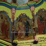 Фрагмент апостольського ряду іконостасу