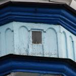 Карнизи і віконце маківки