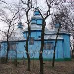 Церква зі східного боку