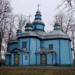Покровська церква, с. Горбулів