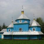 Миколаївська церква, с. Борочиче