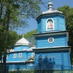 Преображенська церква і дзвіниця, с. Квасів