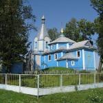 Церква св. архидиякона Стефана, с. Усичі