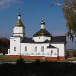 Миколаївська церква, с. Півче