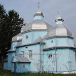 Юріївська церква, с. Кунин