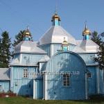 Хрестовоздвиженська церква, с. Спасів