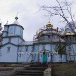 Церква з південного боку: «євроремонт» 2012 року