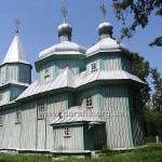 Георгіївська церква, с. Сіянці