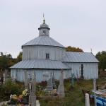 Цвинтарна каплиця, м. Острог (Татарське кладовище)
