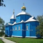 Покровська церква, с. Підзамче
