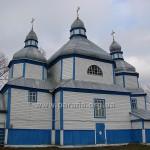 Михайлівська церква, с. Краївщина