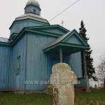 Церква Різдва Пресвятої Богородиці, с. Івановичі