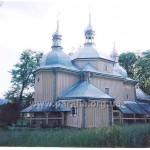 Церква з північно-східного боку