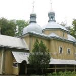 Церква Різдва Пресвятої Богородиці, с. Кути