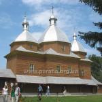 Дмитрівська церква, с. Замочок