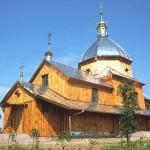 Церква св. Симеона Богоприємця, с. Звертів