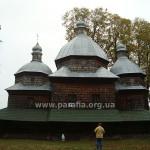 Церква св. Параскеви (П'ятниці), с. Крехів
