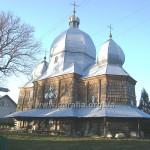 Церква Собору Пресвятої Богородиці, с. Поморяни