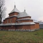 Борисоглібська церква, с. Буховичі