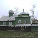 Воздвиженська церква, с. Годині